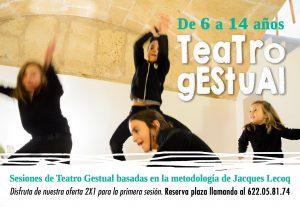 teatro gestual CreArte