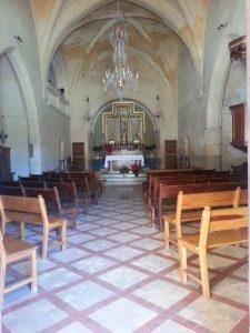 Capilla Puig de Montision de Porreres