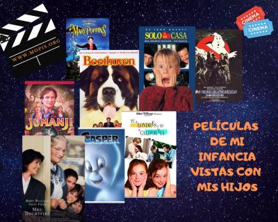 Películas de mi infancia vistas con mis hijos