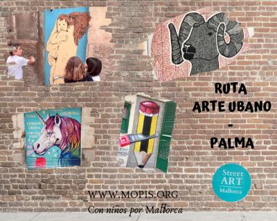 Ruta Street Art en Palma