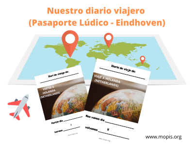 Diario de viaje. Pasaporte lúdico – Holanda-