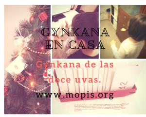 Nochevieja en Casa: Gymkana de las 12 uvas